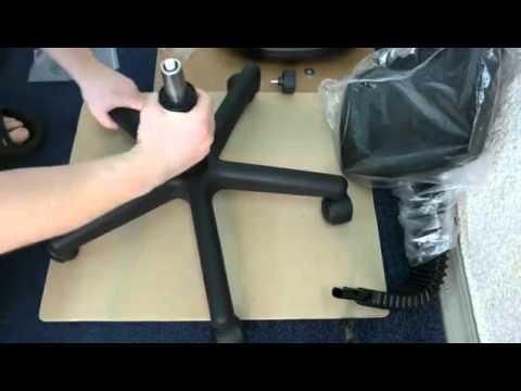 Как разобрать компьютерное кресло своими руками видео