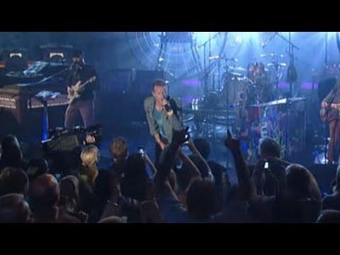 Coldplay - Viva La Vida (Live @ Letterman)