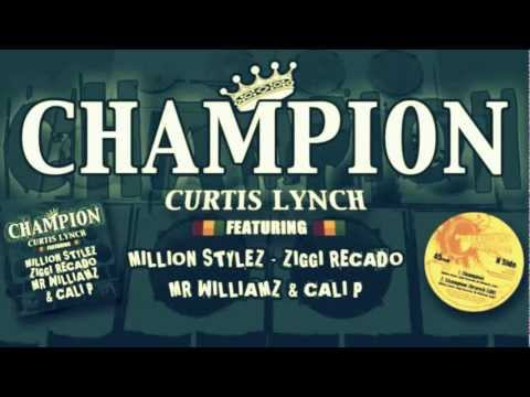 Million Stylez / Ziggi Recado / Mr Williamz / Cali P - Champion - (Necessary Mayhem)