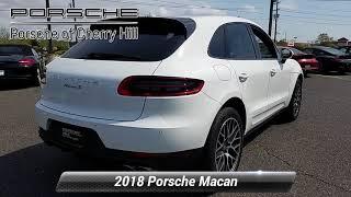 Used 2018 Porsche Macan S, Cherry Hill, NJ LP7245