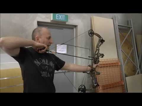 Martin Archery Krypton One compound bow review 2015