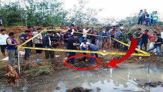 Usai Gempa di Palu, Muncul ini Dari Dalam Tanah, Hebohkan Warga !!