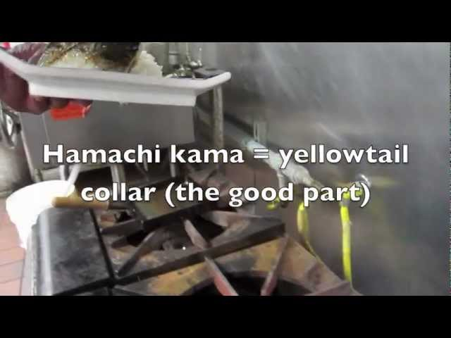 Eat the Street Japan: This food truck is selling hamachi kama