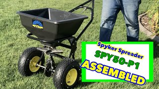 Spyker Spreader Assembly FINALLY