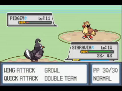 Pokemon Light Platinum (Ruby Rom hack) review