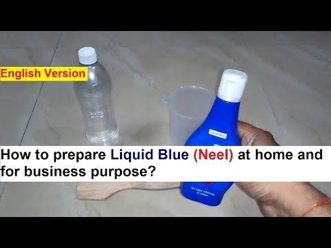 Liquid Blue Making 100% Real Formula