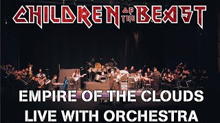 Empire of the Clouds - Children of the Beast - Iron Maiden Cover