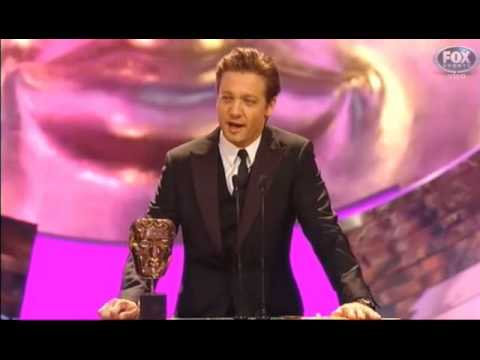Jeremy Renner at  BAFTAs 20130210