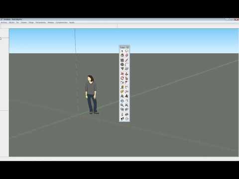 tutorial en español de google sketchup COMPLETO y SENCILLO - 1