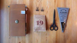 Camel Traveler's Notebook