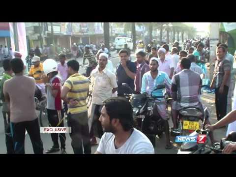 Sri Lankan Tamils celebrate Mahinda Rajapaksa's loss
