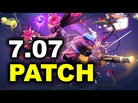 7.07 PATCH Biggest Changes - New Talents! - Duelling Fates DOTA 2