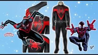 Impressive Spiderman Costume by Cosmanles