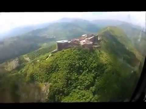 A view of Citadelle Haiti Tourism Inc. (The North by AIR)