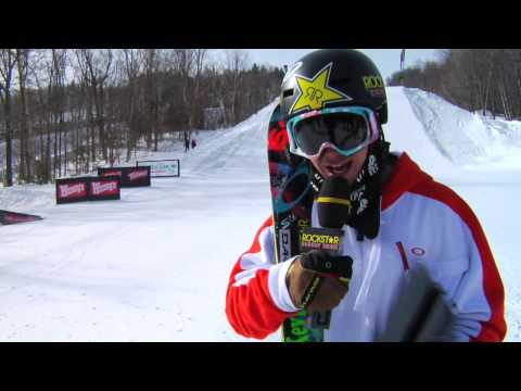 Dew Tour Mount Snow Ski Slopestyle...