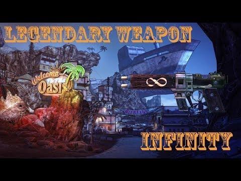 Borderlands 2 легендарные пушки  #4 Infinity (Оплот бесконечности)