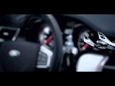 New Land Rover Discovery Sport: Interior