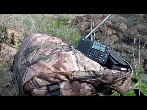 C Crane SW Pocket Radio
