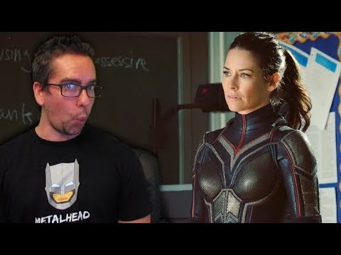 FIRST LOOK at Evangeline Lilly in Wasp Costume for Ant-Man and Wasp