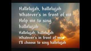 Watch Bethany Dillon Hallelujah video