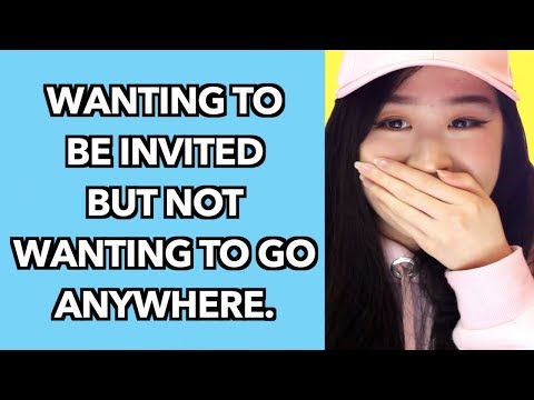RELATABLE Struggles Of Being An Introvert