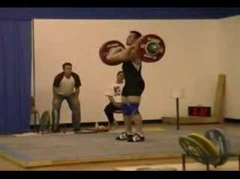 120 Snatch, 150 Clean & Jerk Image 1