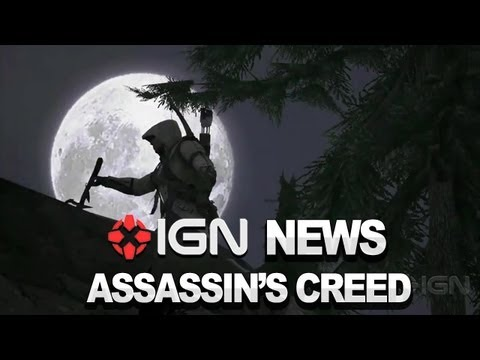 IGN News - What You Won't See in Assassin's Creed III