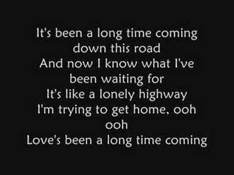 Oliver James - Long Time Coming
