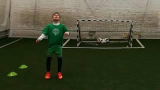 Huszár Gergő - Kőszegi-Hoffmann Dániel - - Football personal training  - 1v1