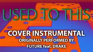 Used To This Instrumental In The Style Of Future Feat Drake