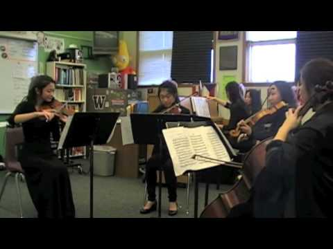The Dolce Nubiles String Quartet video