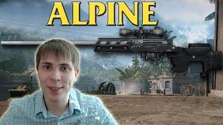 Warface: ALPINE на Убежище