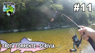 Trote a Spinning in Torrente (Scrivia)