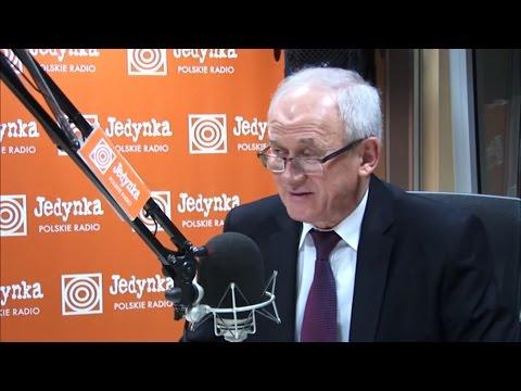 Krzysztof Tchórzewski o PGG: to historyczne porozumienie (Jedynka)