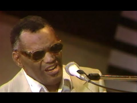 Ray Charles - Georgia on my mind - Live 1976 - Lyrics / Paroles