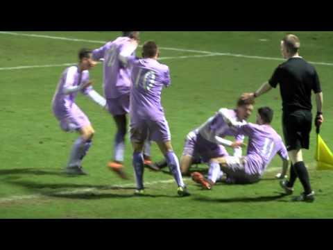 U18 Highlights: Fulham 1-3 Reading, 18th January 2016