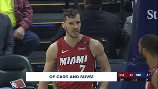 Miami Heat vs Indiana Pacers Full Game Highlights March 25 2018