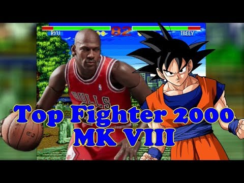 Top Fighter 2000 MK VIII (GEN) [Game Review] - MTGG