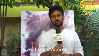 Geethan At Oye Movie Team Interview