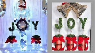 Christmas Diy for Offices and Homes  Christmas Gift Ideas  Christmas Decor ideas!