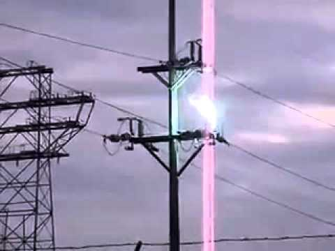 funny video The closure of the transmission line
