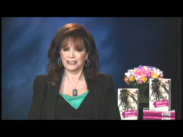 Exclusive Interview with Jackie Collins