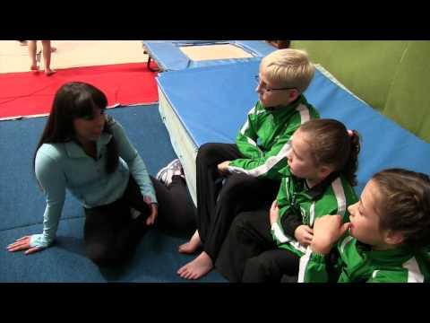Hartford School of Gymnastics - Interview with Beth Tweddle