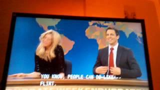 Kirsten Wiig SNL Rebecca Larue Flirt Expert