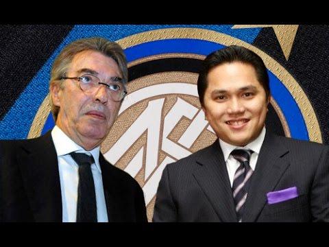 BUFFA RACCONTA: la Grande Inter di Massimo Moratti PARTE 3.. l'ADDIO