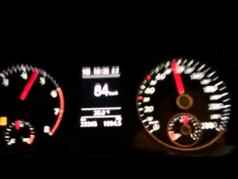 0-100kph Brunei Volkswagen Scirocco 1.4TSI Revo Stage 1