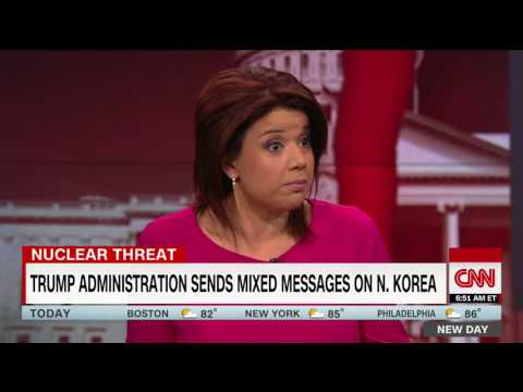 Commentator calls Trump's North Korea comments irresponsible