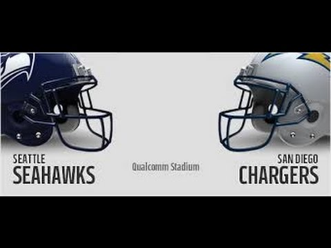 Seattle Seahawks vs San Diego Chargers WEEK 2 NFL PREVIEW, ANALYSIS, PREDICTION 9/14/14