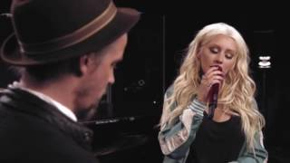 Christina Aguilera - Say Something ft Colin Smith (Masterclass)