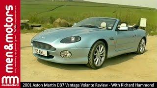 2001 Aston Martin DB7 Vantage Volante Review - With Richard Hammond